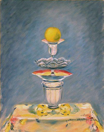 The Yellow Apple, 1992